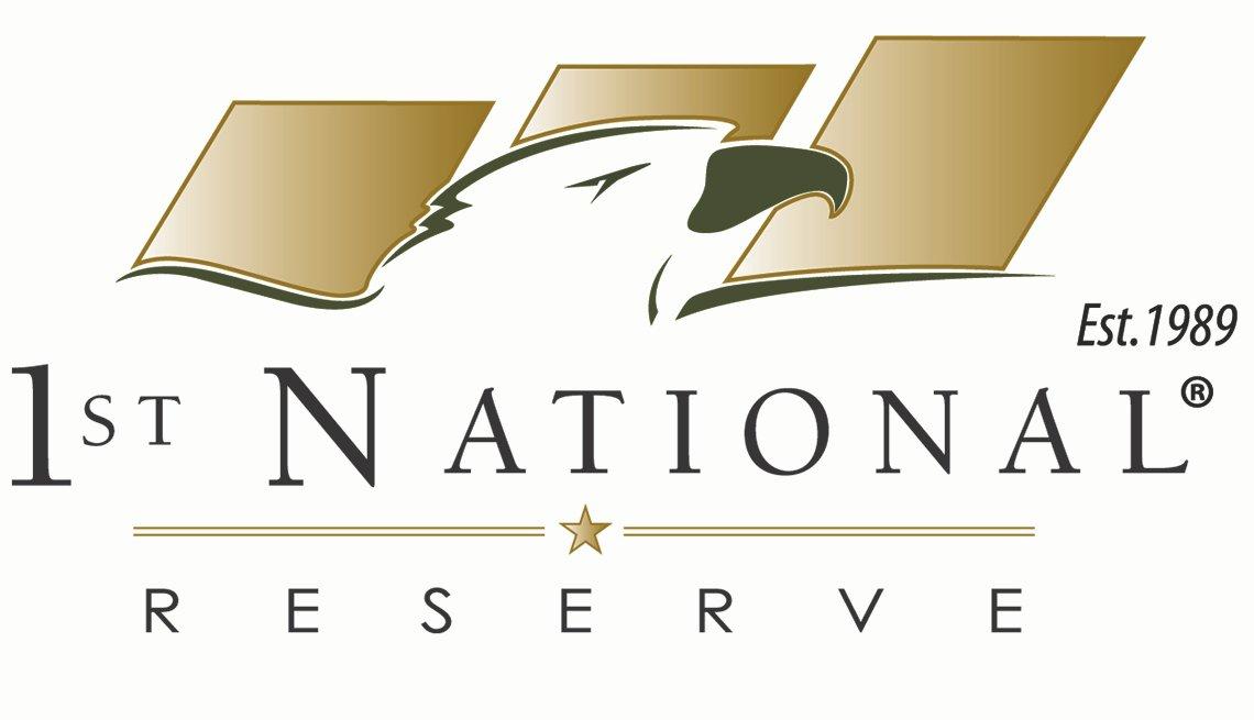 1st National Reserve logo