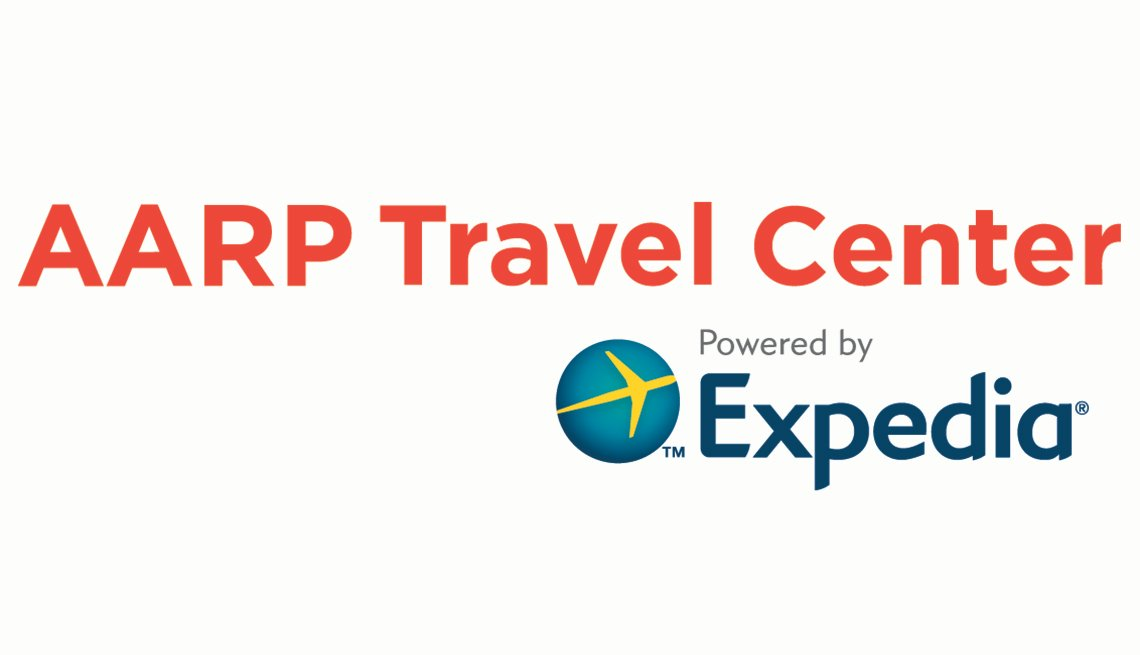 A A R P Travel Center powered by Expedia