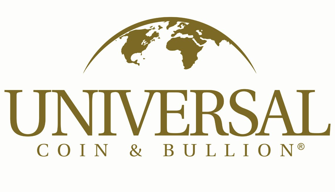 Universal Coin and Bullion logo