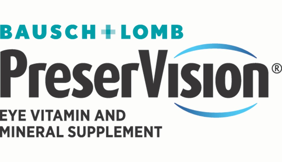 Bausch and lomb. Preservision eye vitamin and mineral supplement