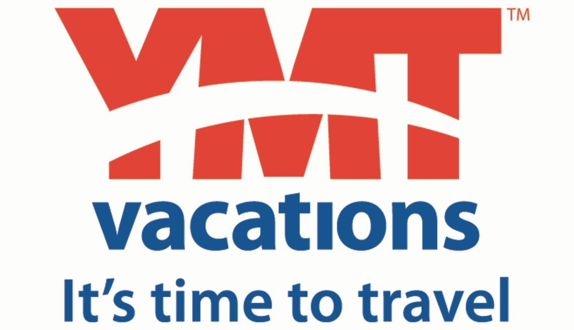 Y M T vacations. It's time to travel