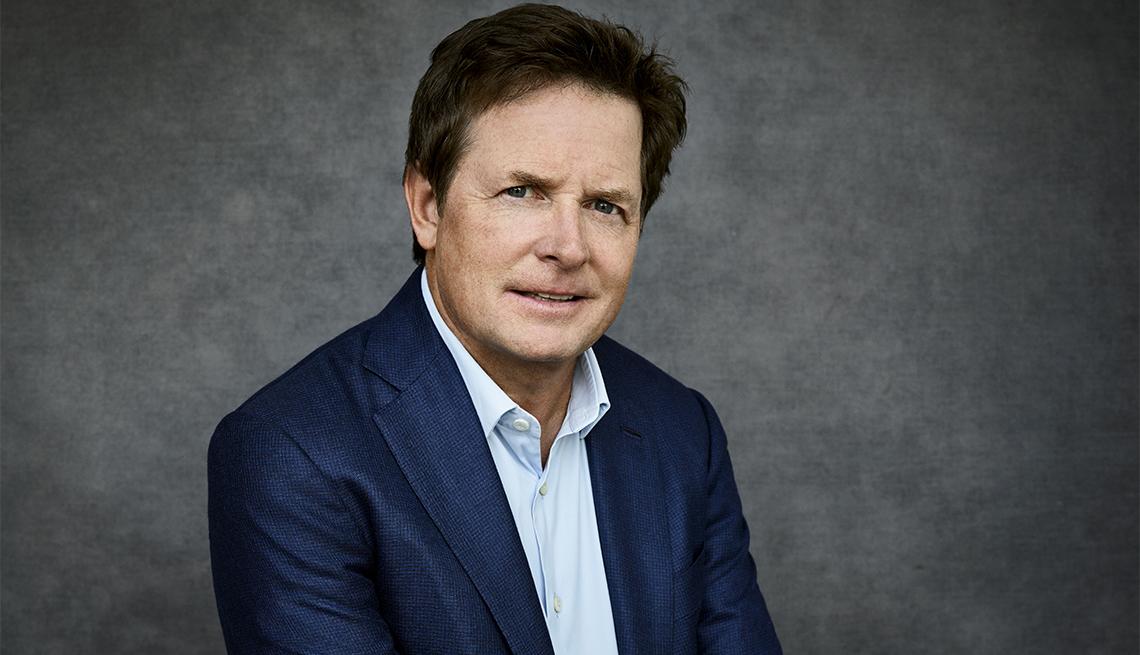 Michael J. Fox - Premio Propósito, de AARP 2022