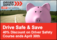AARP Driver Safety-Drive and Save