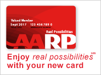 Enjoy real possibilities with your new card