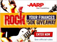 Rock Your Finances $50K Give Away Sweepstakes