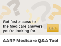 Get Medicare questions answered with the AARP Medicare Q&A Tool