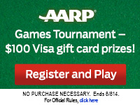AARP Games Tournament