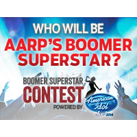Who Will Be AARP's Boomer Superstar?