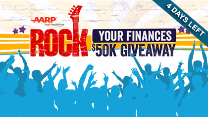 Rock Giveaway sweepstakes