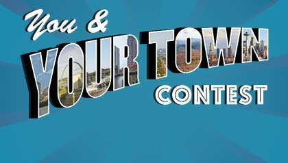 You and Your Town Contest
