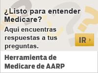 Herramienta de Medicare de AARP