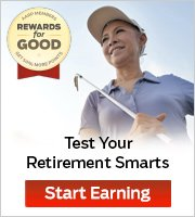 Rewards for Good: Test Your Retirement Smarts