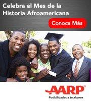 Familia negra celebrando la graduacion de uno de los suyos - Mes de la Historia Afroamericana