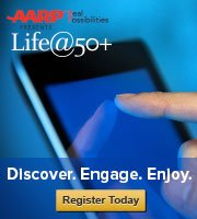 Life at 50+ - Discover. Engage. Enjoy.