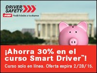 Promocion 30% descuento curso Smart Driver