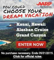 You Could Choose Your Dream Vacation