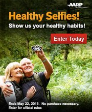 Healthy Selfies! Shows us your healthy habits!