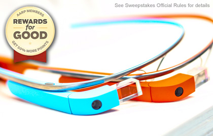 Google Glass Sweepstakes