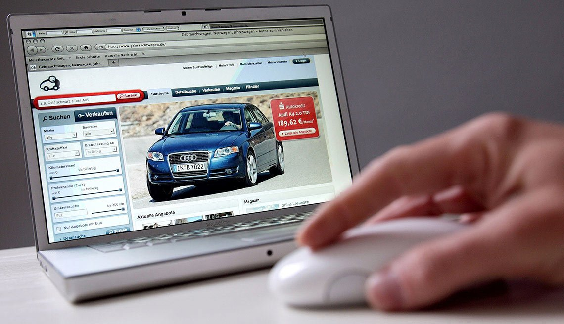 Hassle-free car buying  online