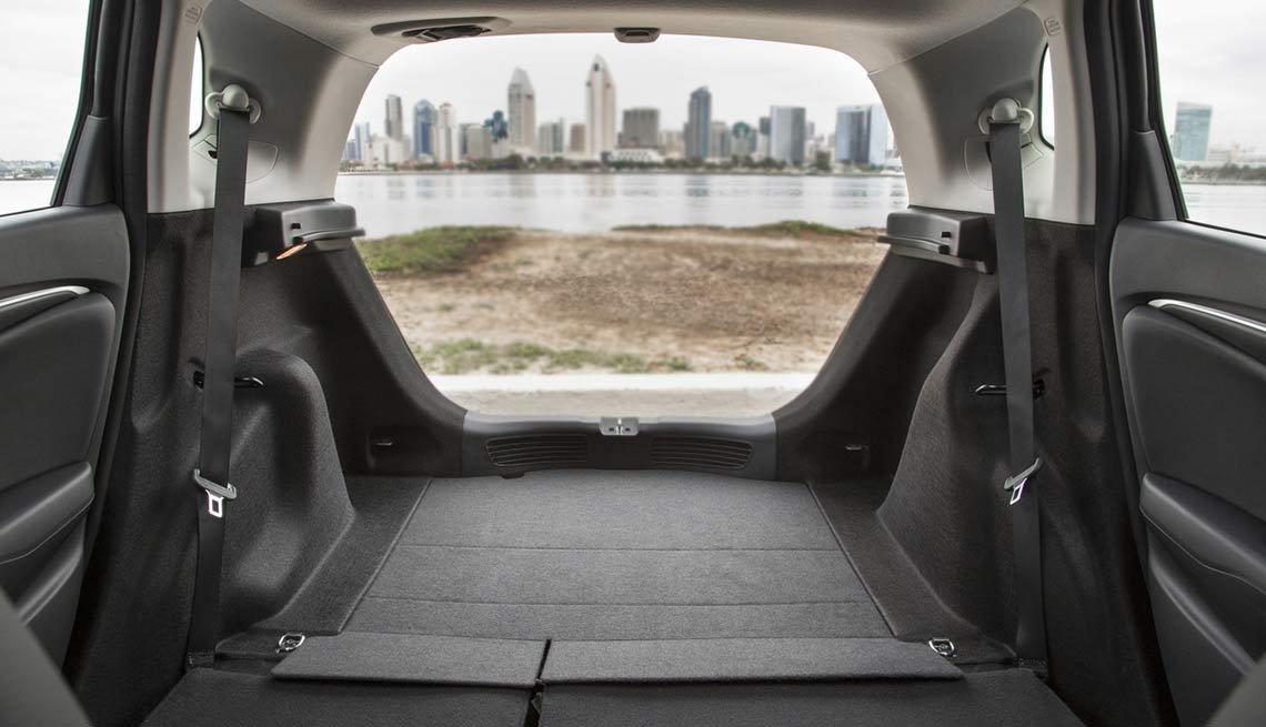 Automóviles para desplazarse al trabajo - 2015 Honda Fit