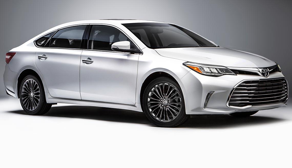 Automóviles para desplazarse al trabajo - Toyota Avalon hybrid