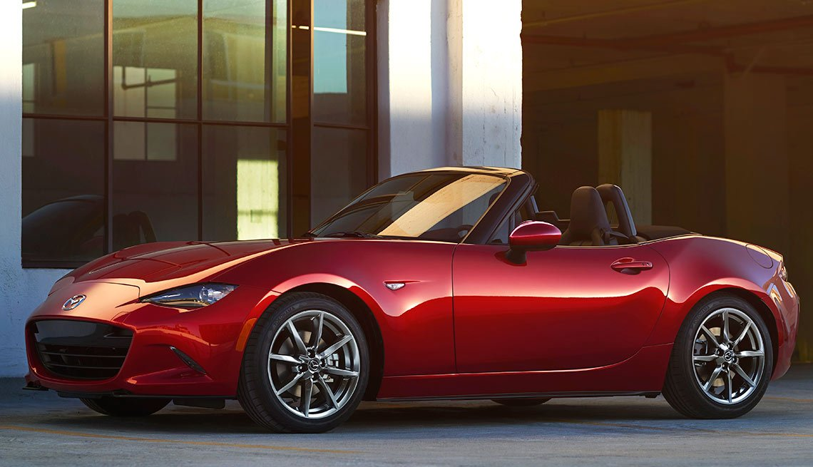 buying a commuter cars - mazda miata mx5