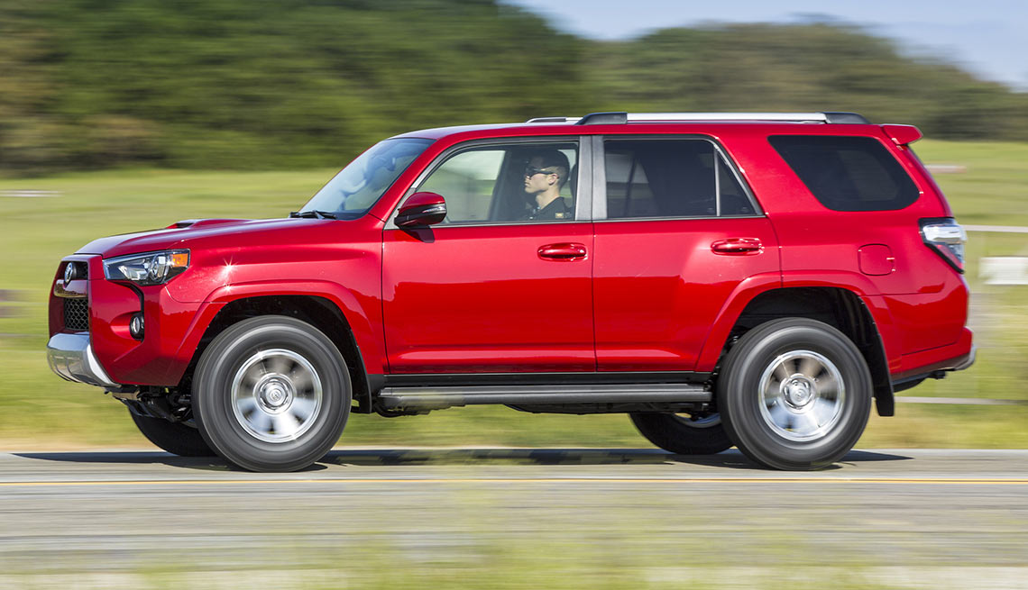 buying a commuter cars - Toyota 4runner