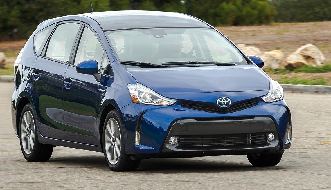 Automóviles para desplazarse al trabajo - Toyota Prius