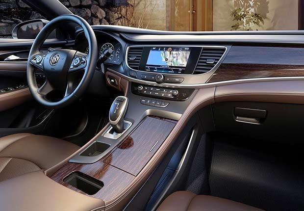 Automóviles para desplazarse al trabajo - Buick LaCrosse 2017
