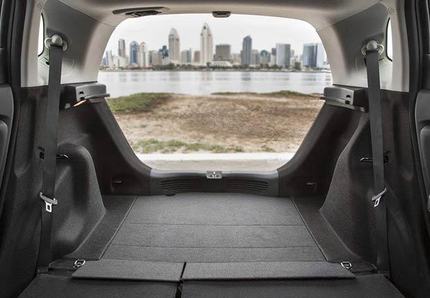 Automóviles para desplazarse al trabajo - Honda Fit