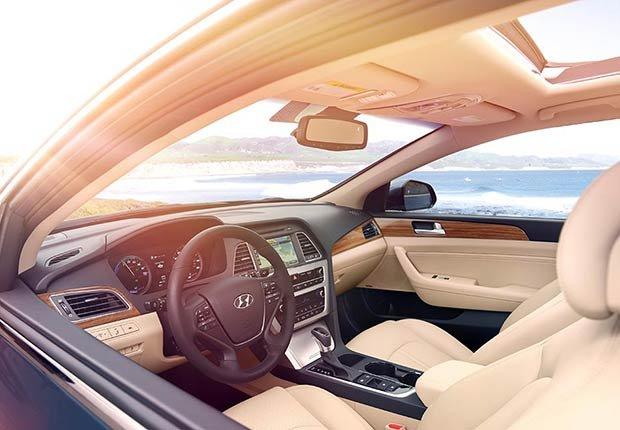 Automóviles para desplazarse al trabajo - Hyundai Sonata Híbrido