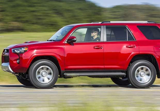 Automóviles para desplazarse al trabajo - Toyota 4Runner