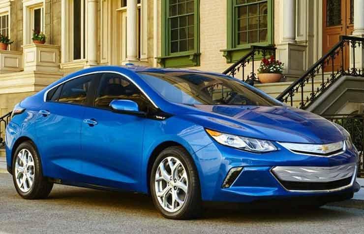 Automóviles para desplazarse al trabajo - Chevrolet Volt