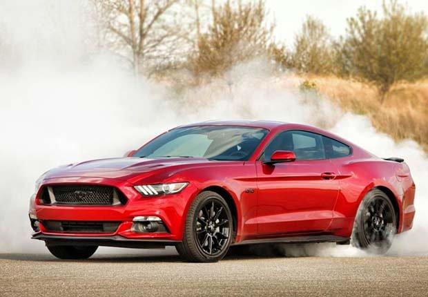 Automóviles que te harán subir la adrenalina - Ford Mustang
