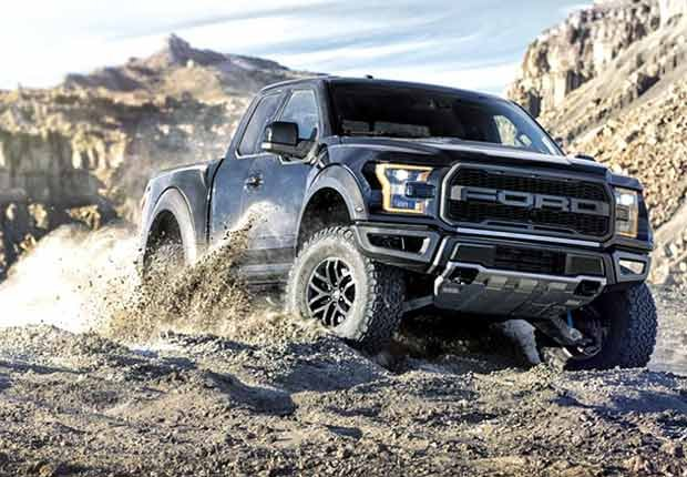 Automóviles que te harán subir la adrenalina - Ford Raptor