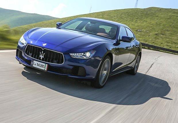 Automóviles que te harán subir la adrenalina - Maserati