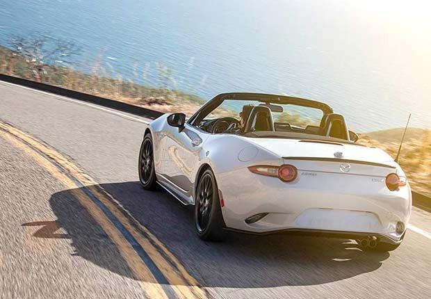 Automóviles que te harán subir la adrenalina - Mazda MX5