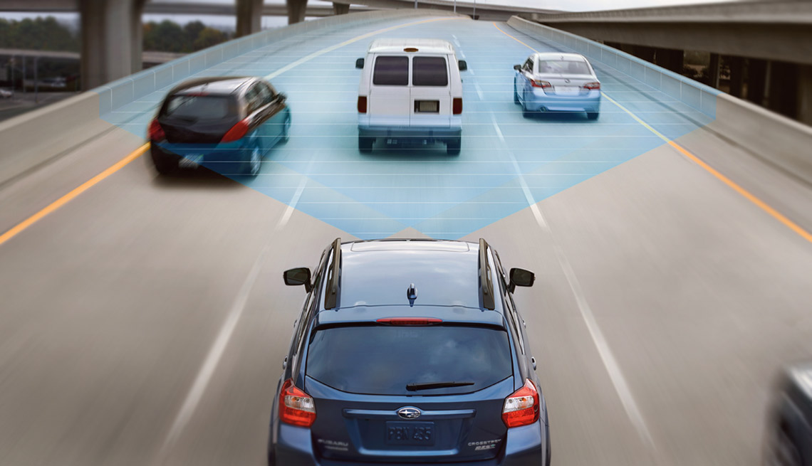 Automatic Emergency Braking More Common In Today S Cars