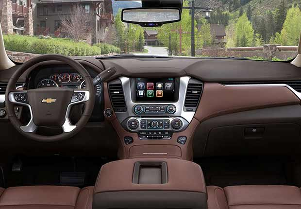 Autos excelentes para alquilar en tus viajes - Chevrolet Suburban