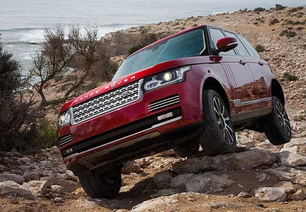 Autos excelentes para alquilar en tus viajes - Range Rover