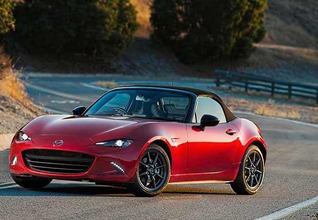 Autos excelentes para alquilar en tus viajes - Mazda Miata