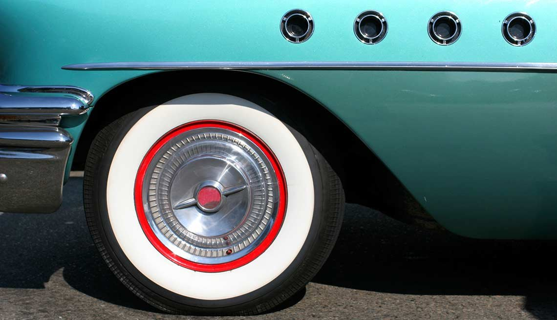 Remember When Cars Had These - hubcaps