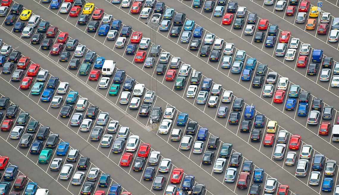 Holiday Parking tips