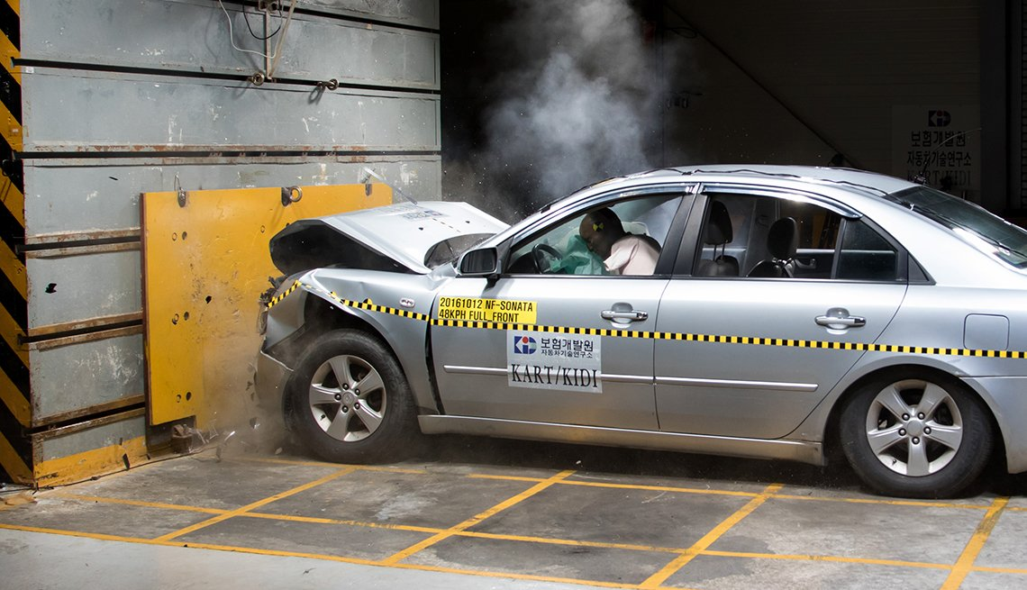 Crash Test Ratings Explained
