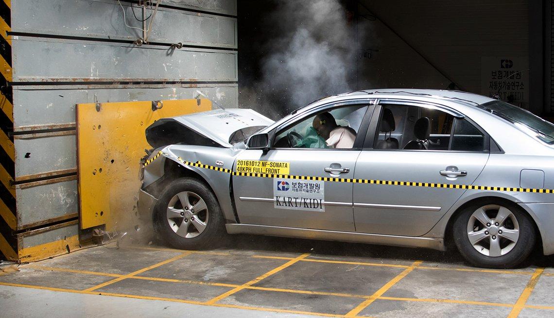 Crash Test Ratings Explained