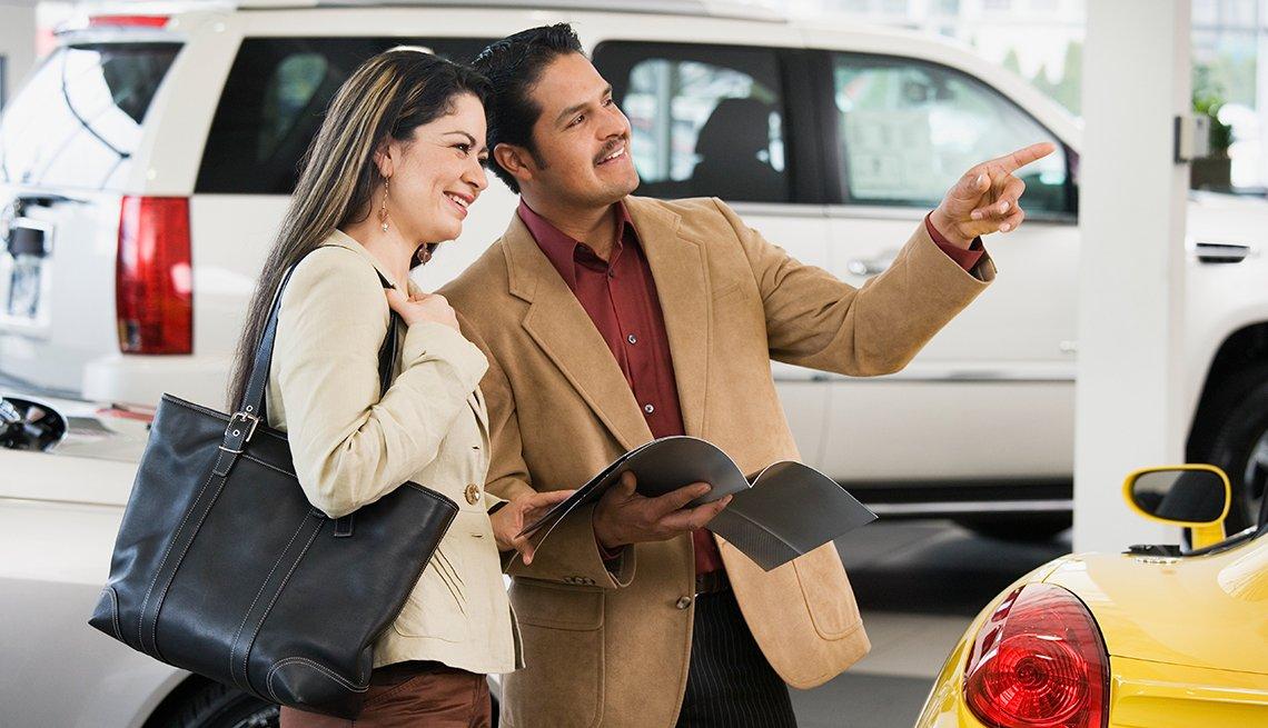 Programa de Compra de Automóviles de AARP