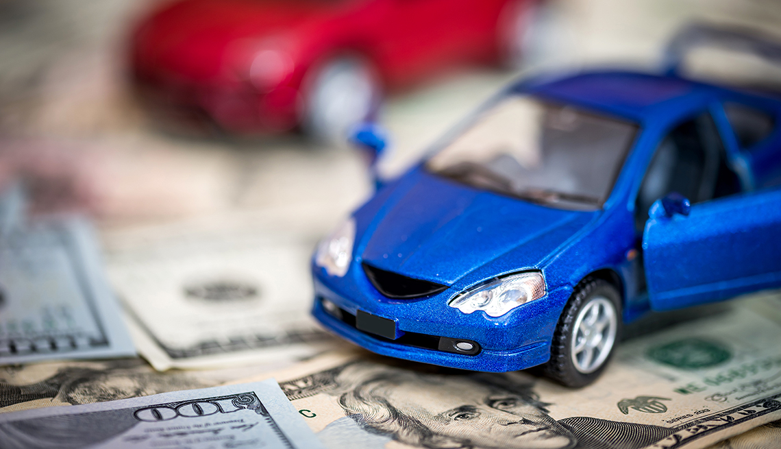 Model Car, US dollars, Auto Driver Safety, car insurance discounts, AARP