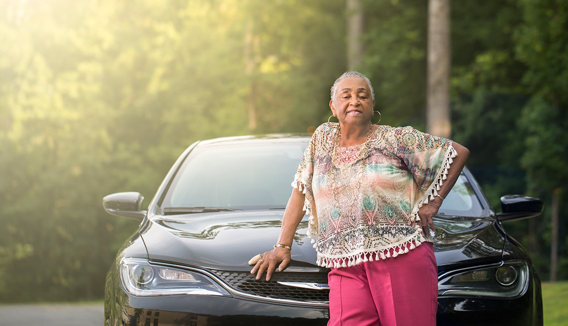AARP Driver Safety Program Volunteer Bettye Jackson