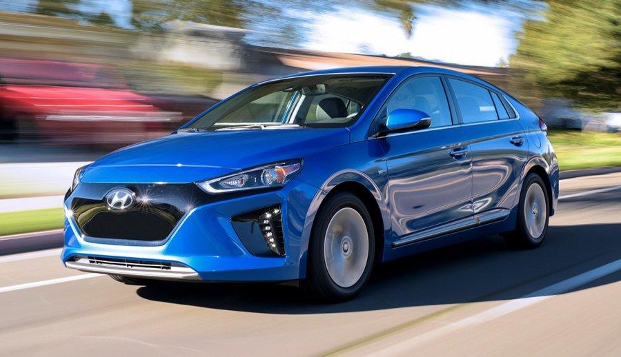 13139ef7b 2017 Hyundai Ioniq EV - Los mejores autos para viajar en la carretera