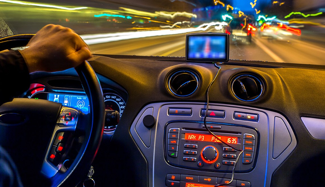 AAA Distracted Driving study technology